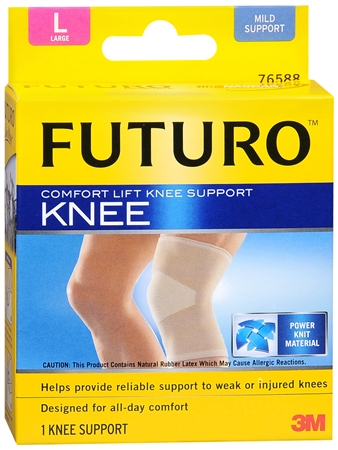 FUTURO Comfort Lift Knee Support Large 1 Each [382250044059]