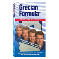 GRECIAN Formula [16] Liquid with Conditioner 8 oz [011509002150]
