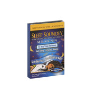 Sleep Soundly Melatonin 10mg Time Release Tablets 60 ea [035046078584]