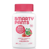 SmartyPants Probiotic & Prebiotic Immunity Gummies for Kids 60 ea [817053020059]