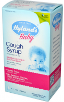 Hyland's Baby Cough Syrup 4 oz [354973315426]