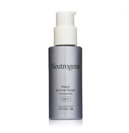 Neutrogena Rapid Wrinkle Repair Moisturizer Night 1 oz [070501021224]
