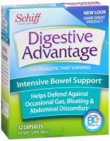 Digestive Advantage Irritable Bowel Syndrome Capsules 32 Capsules [815066001164]