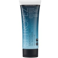 St. Tropez  Gradual Tan In Shower Lotion, Golden Glow Medium 6.7 oz [5060022300798]