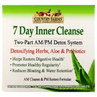 Country Farms  7 Day Inner Cleanse 1 ea [035046090708]