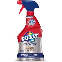 Resolve Pet Stain Remover Carpet Cleaner, 22 oz [019200780339]
