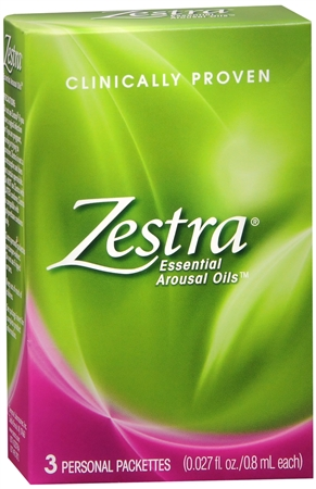 Zestra Essential Arousal Oils 3 Each [893353000151]
