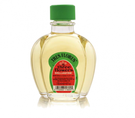 Three Flowers Brilliantine Liquid 4 oz [070066116045]