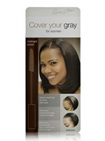 Cover Your Gray Brush In Midnight Brown, 0.25 oz [021959050489]