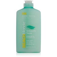 John Frieda Beach Blonde Smooth Seas Detangling Conditioner 10 oz [717226208553]