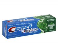 Crest Whitening Expressions Toothpaste, Extreme Herbal Mint 6 oz [037000427346]