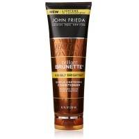 John Frieda Brilliant Brunette Subtle Lightening Conditioner, Visibly Brighter 8.30 oz [717226224683]