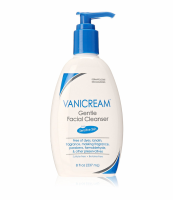Vanicream Gentle Facial Cleanser with Pump Dispenser 8 oz [345334322085]