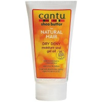 Cantu Shea Butter for Natural Hair Dry Deny Moisture Seal Gel Oil 5 oz [817513015670]