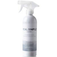 Real Simple Clean  Stainless Steel Cleaner & Protectant 16 oz [853103006253]