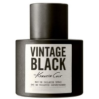Kenneth Cole Vintage Black Men's Eau De Toilette Spray 1.70 oz [608940553923]
