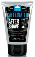 Pacific Shaving Company Caffeinated Aftershave 3 oz [186356000175]