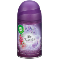 Air Wick Life Scents Automatic Air Freshener Spray, Sweet Lavender Days 6.17 oz [062338911045]