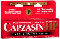 Capzasin HP Creme 1.50 oz [041167751428]