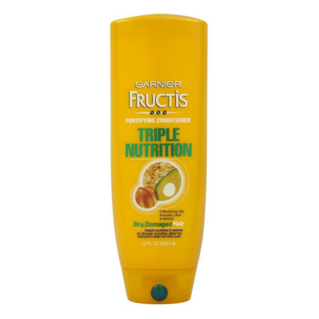 Garnier Fructis Triple Nutrition Fortifying Cream Conditioner 13 oz [603084215119]