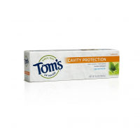 Tom's of Maine Cavity Protection Natural Flouride Toothpaste, Spearmint 5.5 oz [077326830833]