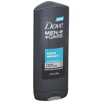 Dove Men + Care Body & Face Wash, Aqua Impact 13.50 oz [011111265066]