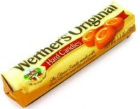 Werthers Original Roll 12 pack (1.8oz per pack)  [072799008666]