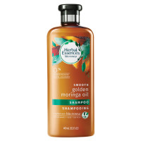 Herbal Essences Bio:Renew Smooth Shampoo, Golden Moringa Oil 13.5 oz [190679000064]