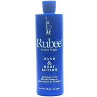 Rubee Hand & Body Lotion 16 oz [021105828290]