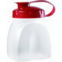 Rubbermaid MixerMate Servin' Saver, 1 Pint Water Bottle 1 ea [071691309314]