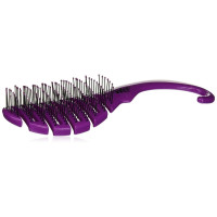 Wet Brush Shower Detangler Soild, Purple 1 ea [736658946697]