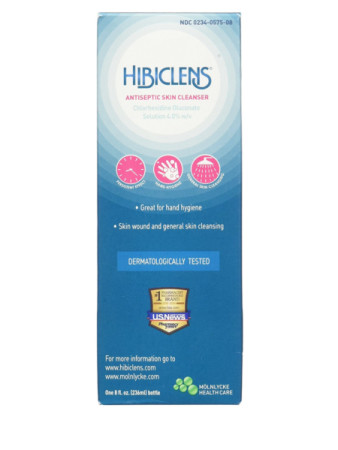 Hibiclens Liquid 8 oz [7332551065706]