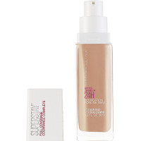 Maybelline Super Stay Full Coverage Foundation, Buff Beige, 1 oz [041554541441]