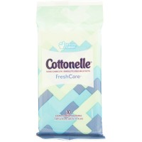 Cottonelle Fresh Care Flushable Cleansing Cloths 10 ea [036000360035]