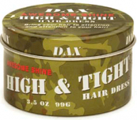 Dax High & Tight Awesome Shine Hair Dress 3.5 oz [077315000438]