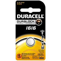 Duracell Lithium Coin Battery 1 ea [041333661827]