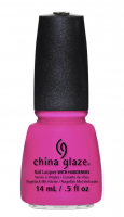 China Glaze Nail Polish, You Drive Me Coconuts, 0.5 oz [019965813273]