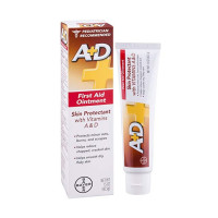 A+D First Aid Ointment Skin Protectant With Vitamin A&D 1.50 oz [041100811639]