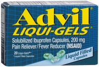 Advil 200 mg Liqui-Gels 20 Liqui-Gels [305730169202]