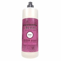 Mrs Meyers Clean Day Dish Soap, Mum Scent  16 oz [808124700475]