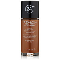 Revlon Colorstay For Combo/Oily Skin Makeup, Mahogany [440] 1 oz [309975410198]