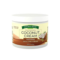 Nature's Truth Nourishing Coconut Cream, 4 oz  [840093109583]