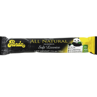 Panda All Natural Licorice Bar, 1.1 oz bars, 36 ea [075172079154]