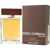 Dolce & Gabbana The One - Eau de Toilette Spray for Men  3.3 oz [737052036649]