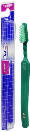 Tek Pro Toothbrush Full Head Firm Straight 1 Each [078300000082]