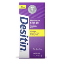 DESITIN Maximum Strength Original Paste 2 oz [074300000701]