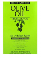 Organic Root Stimulator Organic Root Stimulator Olive Oil Professional No-Lye Relaxer System, Normal Strength [632169111251]