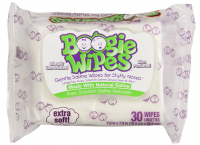 Boogie Wipes Gentle for Stuffy Noses, Simply Unscented 30 Each [897752002211]