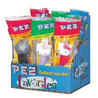 PEZ Favorites Assortment  12 ct [073621090026]