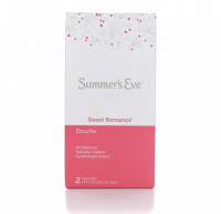 Summer's Eve Douche Sweet Romance 4.5 oz, 2 ea [041608087581]